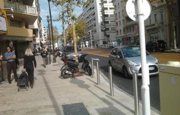 Cannes : stationnement intelligent